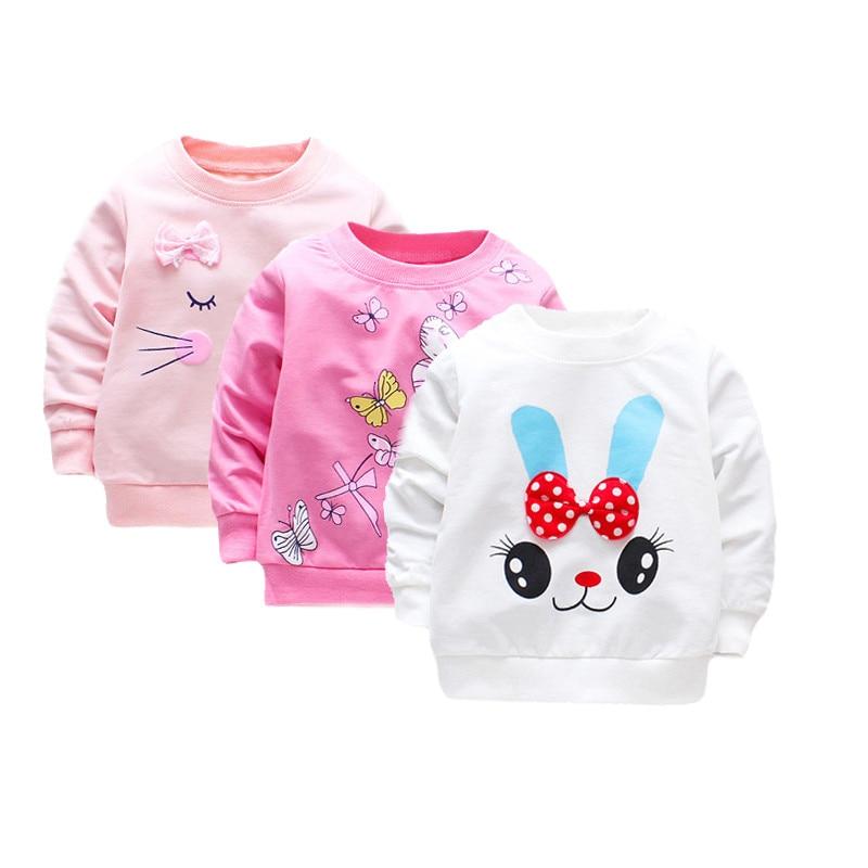 casual primavera camiseta infantil primeiro aniversario roupas da menina 03