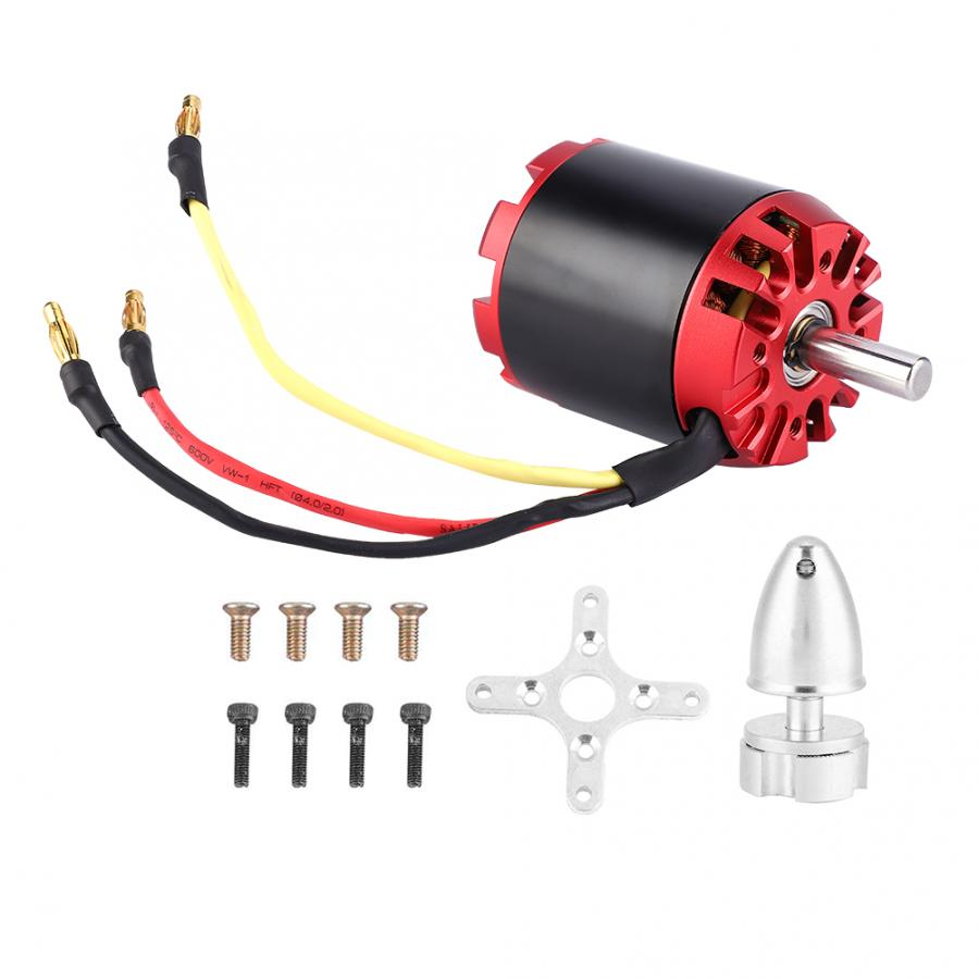 Electric Skateboard Hub Strong Power Waterproof Dustproof Sensorless <font><b>Brushless</b></font> <font><b>Motor</b></font> <font><b>270KV</b></font> For Electric Bicycle DIY Accessories image