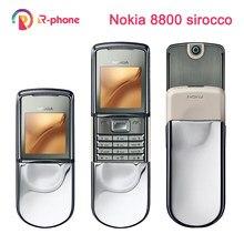 NOKIA 8800se Sirocco 8800d 8800se Renoviert Mobile Handy 2G GSM Entsperrt Original