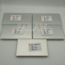 150um OCA Adhesiv עבור Samsung s7 קצה s8 s9 בתוספת הערה 8 9 10 s10 בתוספת LCD repaire עבור מיצובישי OCA סרט דבק