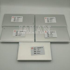 Image 1 - 150um OCA Adhesiv for Samsung s7 edge s8 s9 plus Note 8 9 10 s10 plus LCD repaire for Mitsubishi OCA film glue