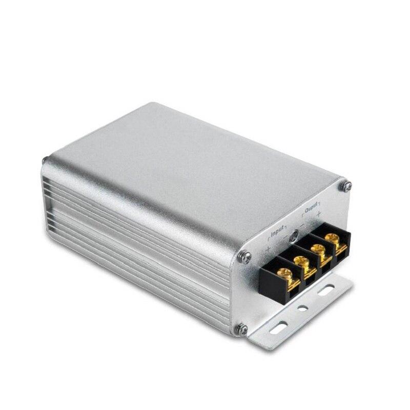 24 В до 12 В 30A 360 Вт DC преобразователь трансформатор понижающий модуль водонепроницаемый регулятор напряжения переключатель источник питани...