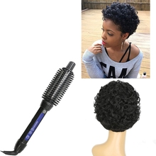 Electric Comb Hair Curlers Roller