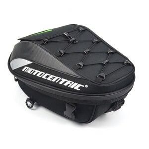 Image 2 - Новая мотоциклетная сумка большой емкости рюкзак велосипедиста многофункциональная прочная сумка для заднего сиденья мотоцикла