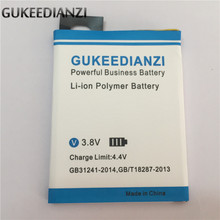 GUKEEDIANZI Mobile Phone Battery Q395 /Q412 For Micromax Q395 /Q412 3000mAh High Quality and 100% New Replacement Batteries(China)