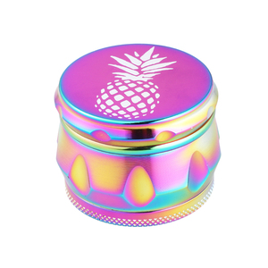 1Pc Tobacco Crusher Creative Portable Smoke Breaker Cigarette Grinder for Home Party