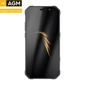 Image 1 - AGM A9 Rugged Android Smart Phone 4GB 64GB 5.99 Inch 18:9  Waterproof 5400mAh Mobile Phone IP68 Octa Core Dual SIM NFC