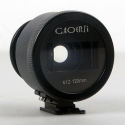 Focusing Optical Viewfinder Eyepiece Fit 120mm Lens For 6x12 Large Format Camera