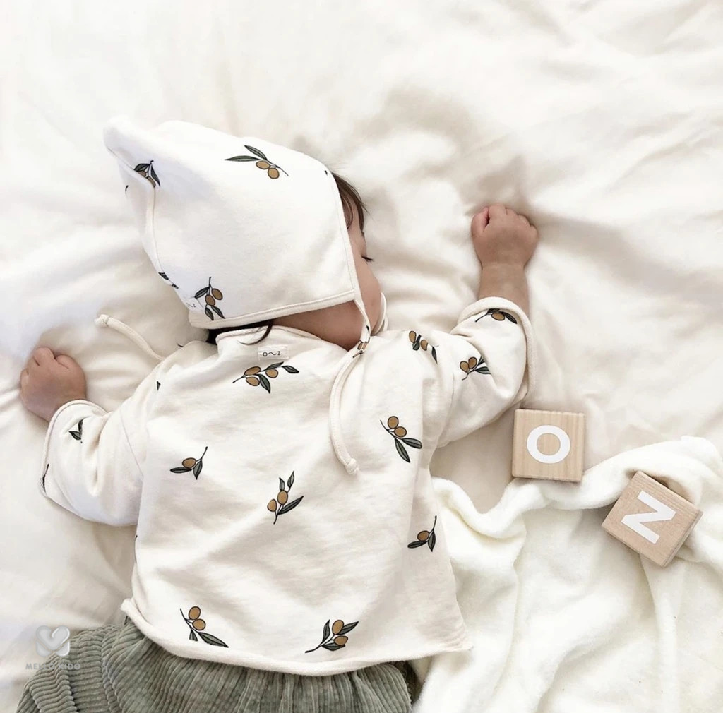 Kids T-shirts OZ Brand 2021 Spring Summer New Design Boys Girls Fashion Dot Print Pants Baby Child Cotton Cute Outfits Clothes 3
