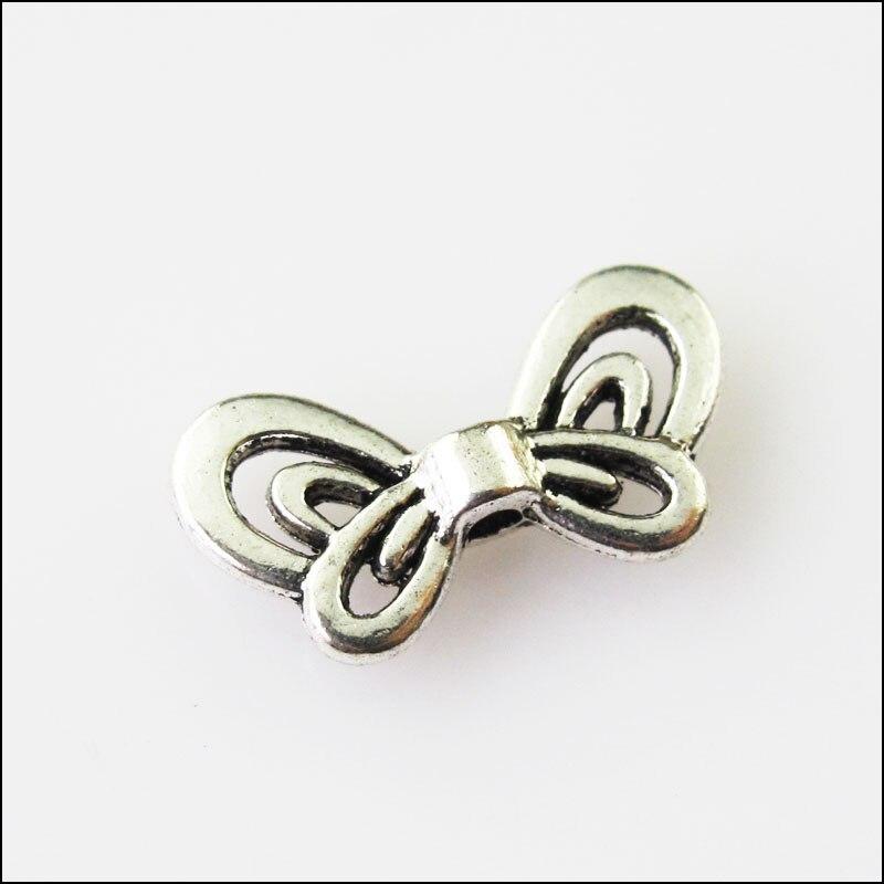30//60pcs Tibetan Silver 9.5x17.5mm Cross Charms Pendants Jewelry Making
