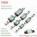 Linearführungsschiene MGN12 MGN9 MGN15 MGN7 CNC 3D Drucker Teile Miniatur Linear Guide Rutsche Wagen L100 350 400 500 600 800mm
