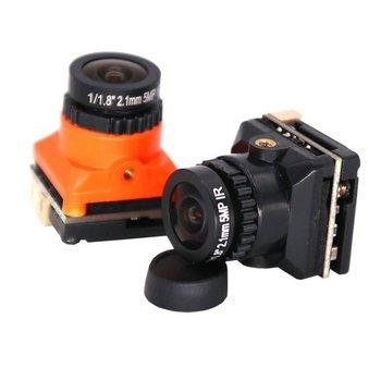 цена на OCDAY HD 1500TVL Upgrade Mini FPV HD Camera 2.1mm Lens PAL / NTSC Low Latency With OSD for RC FPV Racing Drone Part