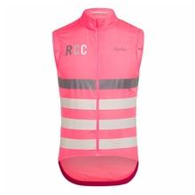 Raphaing Fahrrad winddicht wasser abweisend sleeveless vest lightweight windproof  breathable mesh chaleco ciclismo reflectan