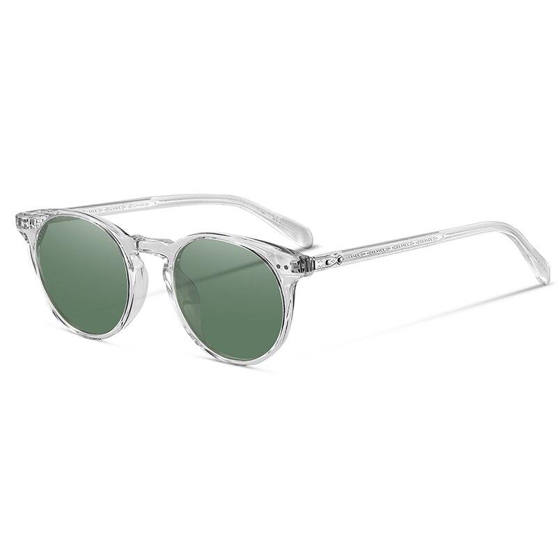 OV5256 Sir O 'malley Kristen Stewart Sunglass Vintage Round Clear Sunglasses Women Polarized Sunglasses Men  Lunette De Soleil