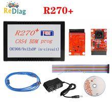 R270+ V1.20 Auto R270 CAS4 BDM Programmer R270+ Professional for BMW Key Prog Car Diagnostic Free Shipping