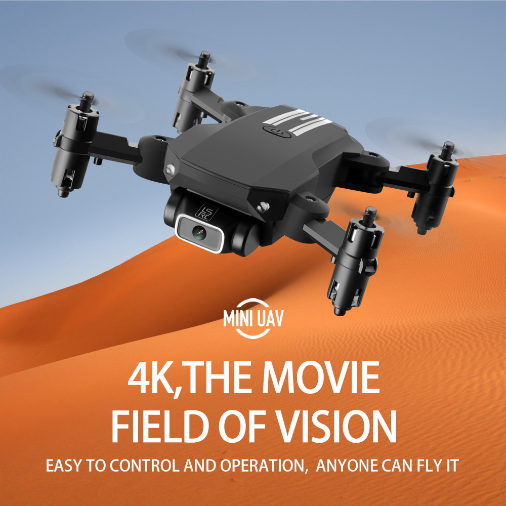 2020 NEW RC drone 4k HD wide angle camera wifi fpv drone height keeping drone with camera mini drone video live rc quadcopter 4