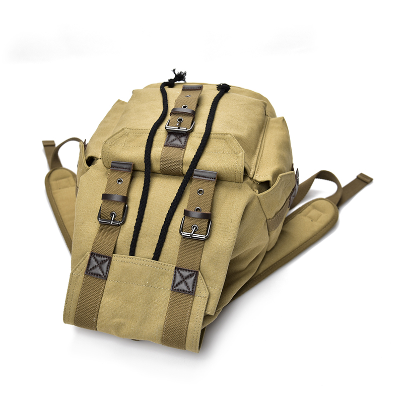 Image 3 - DIDABEAR Canvas Backpack Men Backpacks Large Male Mochilas Feminina Casual Schoolbag For Boys High Quality-in Backpacks from Luggage & Bags