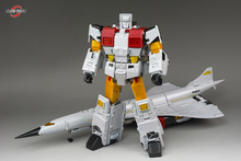 Fanstoys FT 30A FT30A異端児silverbolt superion ethereaon aerialbots変換アクションフィギュア新在庫