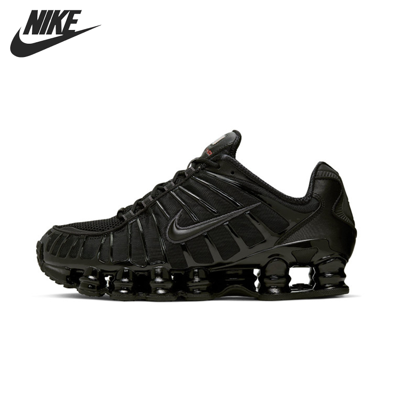 Original New Arrival  NIKE SHOX TL  Men's  Skateboarding Shoes Sneakers