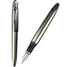 Перьевая ручка premier с тонким наконечником зажим для стрел