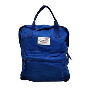 Image 4 - ZHIERNA תרמילי נשים מקרית קל משקל בד תרמיל בית ספר תיק גבירותיי אופנה נסיעות Daypack קטן תיק מוצ ילאס