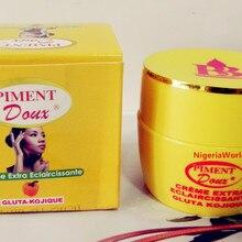 Piment doux dark spots extra whitening cream