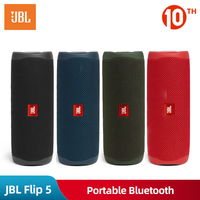 JBL Flip 5 Wireless Portable Speaker IPX7 Waterproof Bluetooth Bass Channel Music Kaleidoscope Flip5 Audio with Multiple Support