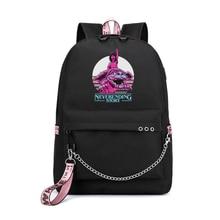 Stranger Things Large Leisure Backpack for Girls Teenage Bag Pack Women College Student Canvas Backpack School Bags Teen Bag