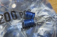 10pcs Free shipping 16v 1000UF ELNARE3 blue robe capacitor 10 * 16