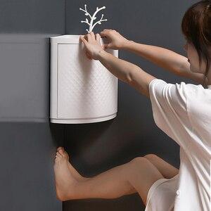 Image 5 - MICCK New Plastic 360 Rotating Bathroom Kitchen Storage Rack Organizer Shower Shelf Kitchen Tray Holder Washing Shower Organizer