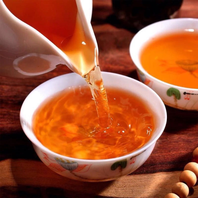 Tea black Chinese elite leaf Dian Hong 200g.