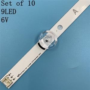"""Image 3 - 1025mm LED bande de Rétro Éclairage 9 LED s Pour LG 49LB620V Innotek DRT 3.0 49 """"Un B 49LB552 49LB629V 6916l 1788A 1789A 49LF620V 49UF6430"""