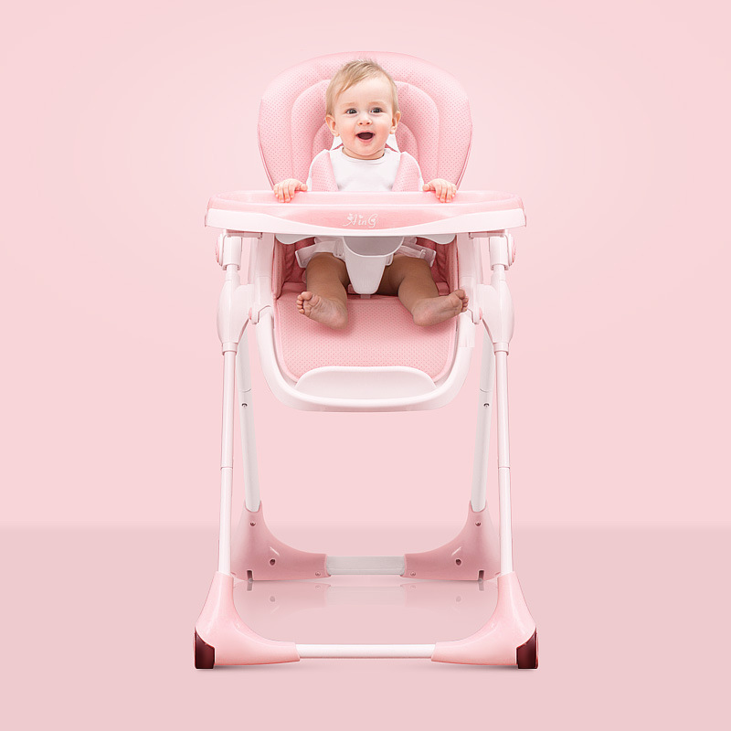 Baby Dining Chair Multifunction Collapsible Baby Dining Chair Kids Table And Chair Booster Seat  Baby Chair Baby Products