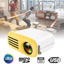 Yg300 yg320 обновления yg200 Мини светодиодный карманный проектор