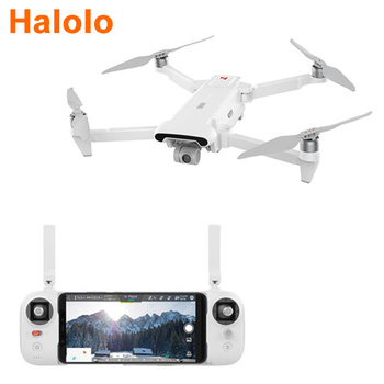 Halolo X8 SE 5KM FPV with 3-axis Gimbal 4K Camera GPS 33mins Flight Time RC Drone Quadcopter RTF Drones Gps Camara 4k