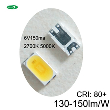 Seoul  5630 SMD LED 6V 150ma 140lm/W CRI 80+ 2700K 5000K Avaliable For DIY Lighting