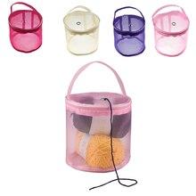 Tote-Organizer Sewing-Tool-Accessories Storage-Basket Crochet-Bag Yarn Knitting-Needles-Yarn