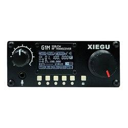 XIEGU G1M (SDR версия) трансивер портативный многополосный QRP коротковолновый трансивер SSB/CW/AM (только для получения) 5 Вт 0,5 ~ 30 МГц
