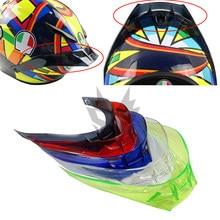 Alerón para modelo de casco, accesorios para AGV Pista GP R GP RR
