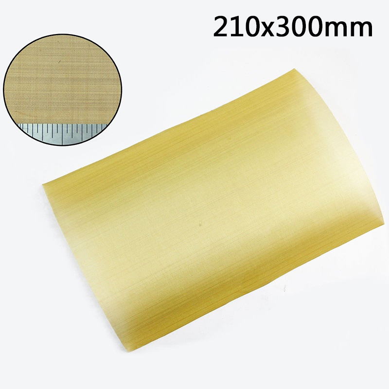 Heavy Duty Brass Mesh Woven Wire Filter Oil 100 Holes A4 Sheet 210 X 300mm 0.1mm Thickness Lightweight New Arrivals Tool Parts