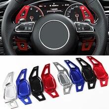 Для Audi S3 S5 S6 S8 SQ5 RS3 RS4 RS5 RS6 RS7 RSQ3 Avant Quattro Sportback Кабриолет лимузин автомобильный переключатель передач на руль