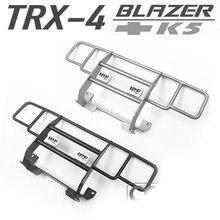 Pare-chocs avant en métal pour TRX TRX-4 BLAZER K5
