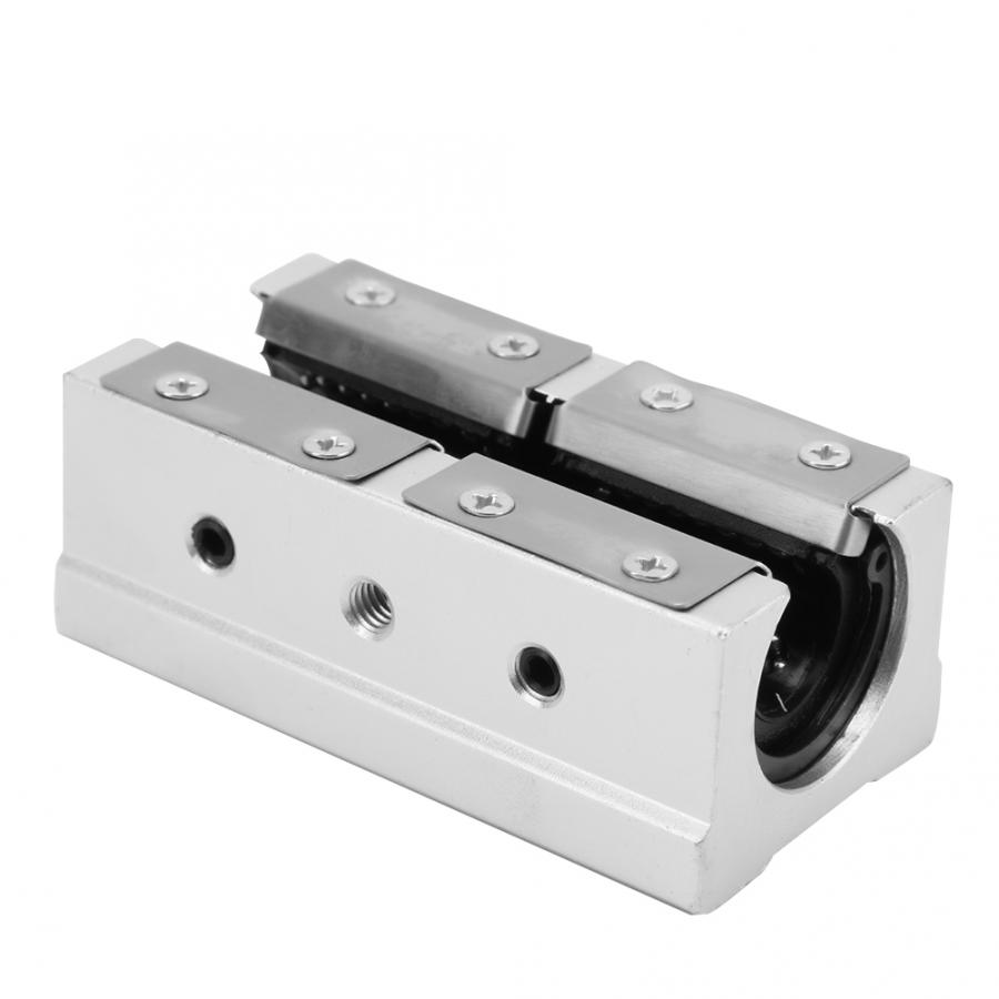 SBR20LUU 20mm CNC Router Linear Ball Bearing Block
