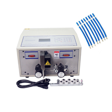 SWT 508C Peeling Striping Cutting Machine Computer Automatic Wire Stripping Machine SWT508C Cutting Cable From 0.1 To 2.5mm