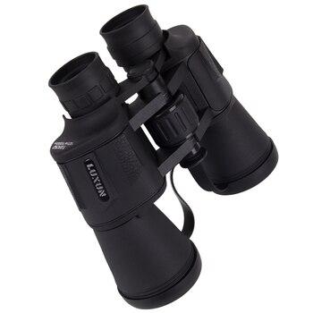 LUXUN Powerful Military Binoculars 10000M HD High Power Binocular Telescope low light Night Vision Hunting Telescope 5