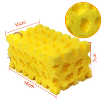 Detailing Coral Sponge Washing Cleaning Block Soft Absorbency Extra Large Car-Washing Sponge Honeycomb Home Cleaneing Product 5