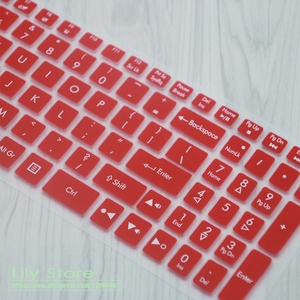 15.6 17 inch Laptop Keyboard Protective Cover skin Protector for Acer VX5 VX15 591G 592G 593G VN7 VN7-593 RH31 VN7 593G AN515(China)