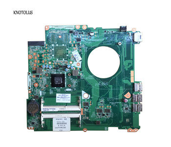 High quality 763421-501 763421-001 FOR HP PAVILION 17-F Laptop Motherboard DAY22AMB6E0 REV:E A4-6210 motherboard 100% Tested