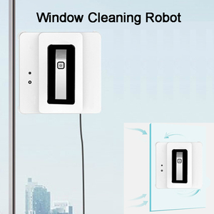 Smart Window Cleaning Robot Au