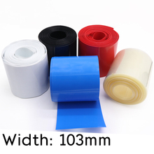 Lithium-Battery Sleeve Wire-Cable Wrap-Protection Heat-Shrink-Tube Insulated-Film 18650-Pack